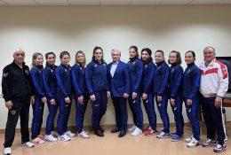 Наталья Воробьева возглавит женскую сборную России на Чемпионате Европы